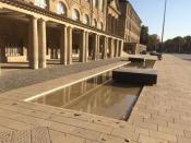 Landeshauptstadt Wiesbaden, Umgestaltung der Friedrich-Ebert-Allee